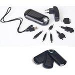 EG-SC-001, Устройство зарядное для мобильных телефонов с Аккумулятором + фонарик
