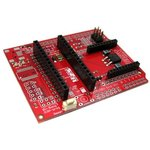 XBee Shield Nano v5, Плата для подключения беспроводных модулей XBee к Arduino/Freeduino