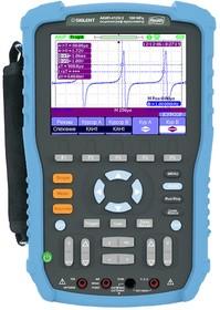 АКИП-4125/1А (госреестр), Осциллограф-мультиметр цифровой портативный, 2 канала х 60МГц