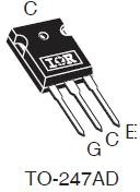 IRGP4660D-EPBF, IGBT 600В 100А TO247AD