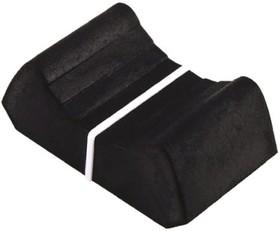 4/02 LK150 01, Black 2 slot nylon slider