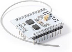 Фото 1/3 ESP8266_WH Wi-Fi module (ESP-201), Встраиваемый модуль Wi-Fi на базе чипа ESP8266