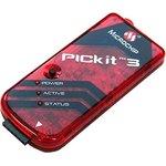 PicKit-3, Программатор для PIC- микроконтроллеров (PG164130)
