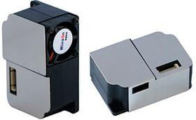 ZH03B PM2.5, лазерный датчик концентрации пыли 1000мкг/м3 UART ШИМ
