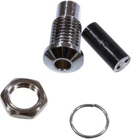 MLH-3-2, держатель для светодиода 3мм, металл