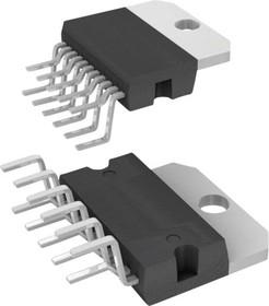 L6203, Мостовой драйвер со встроенными силовыми ключами, 4А, [MULTIWATT-11] | купить в розницу и оптом