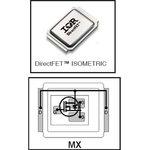 IRF6728MTR1PBF, Nкан+диод Шоттки 30В 23А DirectFET MX