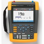 Fluke 190-062/S, Осциллограф, 2 канала x 60МГц с набором ...