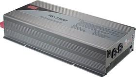 TS-1500-224B, DC/AC инвертор, 1500Вт, вход 24В, выход 230В(преобразователь автомобильный)