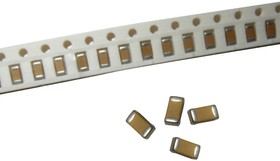 Фото 1/3 0,33мкф X7R 25 в 10% (0805) Чип керам,конденсатор CC0805KKX7R8BB334