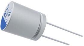 Фото 1/2 PLF1C471MDO1, 470 мкФ, 16В, Конденсатор электролитический полимерный