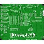 Фото 4/6 ME-EASYAVR6, Отладочная плата на базе семейства AVR от ATMEL