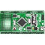 MIKROE-706, mikroBoard for AVR with ATmega128, Дочерний модуль с МК Atmega128