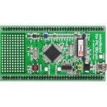 MIKROE-707, mikroBoard for PIC 80-pin with PIC18F8520, Дочерний модуль с МК PIC18F8520