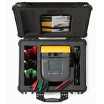 Фото 2/2 Fluke 1550C/Kit, Измеритель сопротивления изоляции, мегаомметр (5 кВ) комплект