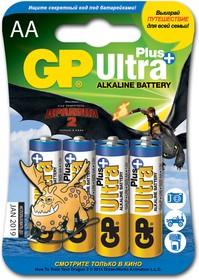 15AUP (A316/LR6/AA)6, Элемент питания алкалиновый Ultra Plus (6шт) 1.5В