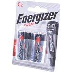 Energizer MAX LR14 BL2, Элемент питания