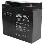 ROBITON VRLA12-18, Аккумулятор