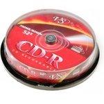 VS CD-R 80 52x CB/10, Записываемый компакт-диск