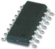 Фото 1/2 SN74HC165DR, 8-битный сдвиговый регистр с параллельным входом, последовательным выходом [SO-16]