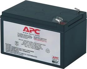 RBC4, Аккумулятор свинцовый 12В-12Ач 151x94x99