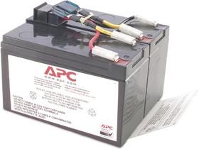 RBC48, Аккумулятор свинцовый 2*(12В-7Ач) 150x132x108