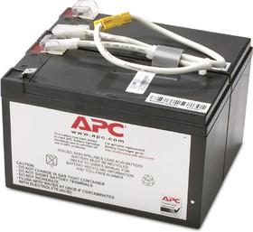 RBC5, Аккумулятор свинцовый 2*(12В-7Ач) 150x130x94