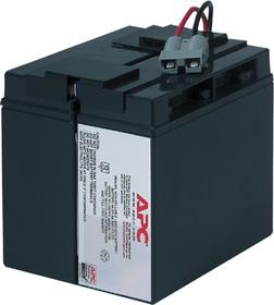 RBC7, Аккумулятор свинцовый 2*(12В-17Ач) 183x152x173
