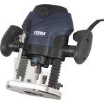 FERM DIY Фрезер PRM1015 мощность-1300W/скорость вр.-9000 - 30000/цанга 6-8мм