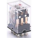 Реле промежуточное ПР-102 3 конт. с инд. LED 5А 220В AC 23220DEK 1113695