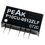 P10CU-0512ZLF, DC/DC преобразователь, 2Вт, вход 4.5-5.5В ...