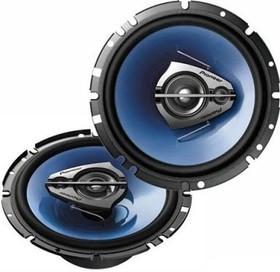 Колонки автомобильные PIONEER TS-1639R, коаксиальные, 300Вт