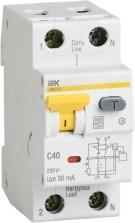 Фото 1/2 АВДТ 32 C50 100мА - Автоматический Выключатель Дифф. тока