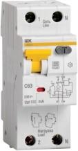 Фото 1/2 АВДТ 32 C16 - Автоматический Выключатель Дифф. тока