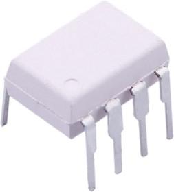 Фото 1/3 6N139M, Оптопара с низким входным током, высоким усилением, с транзисторным выходом [DIP-8]