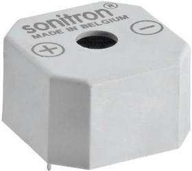 SMA-24L-P17.5, Пьезоизлучатель с генератором