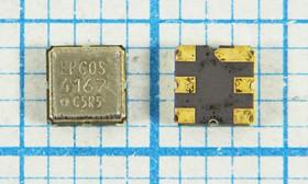 Фильтр на ПАВ 1842.5МГц, полоса 75000кГц/3дБ, SMD 3x3мм, SAW ф 1842500 \пол\75000/\S03030C6\ \B39182-B4167-U510\