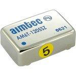 AM6T-1212SZ, DC/DC преобразователь, 6Вт, вход 9-18В ...