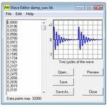 Фото 3/7 PCGU1000, Генератор сигналов 0.01 Гц - 2 МГц, 2 канала