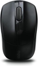 Мышь RAPOO 1190 оптическая беспроводная USB, черный [11837]