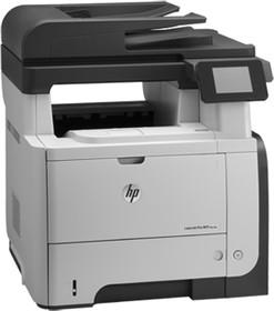 МФУ HP LaserJet Pro M521dw, A4, лазерный, черный [a8p80a]