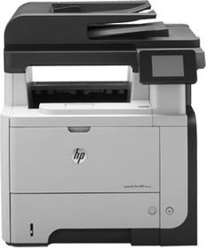 МФУ HP LaserJet Pro M521dn, A4, лазерный, черный [a8p79a]