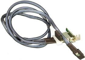 Кабель SuperMicro CBL-0352L-LP Low Profile Bracket 85CM 2port Ext Ipass to Int Ipass LP
