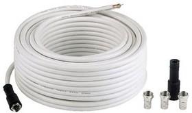 ТВH-10, Набор для подключения ТВ кабель 10м, +разъемы