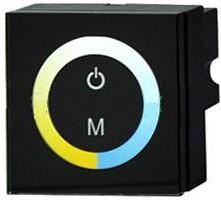 LN07 (12/24V, 96/192W, 2CH, 015263), Контроллер для MIX - лент 2 канала