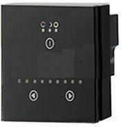 LN01 (12/24V, 144/288W, 3CH,015356), Панель сенсорная RGB встраиваемая