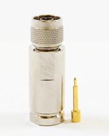 HYR-0331 (GN-331), Разъем N, штекер, RADIALCX 1/2, зажим (Clamp)