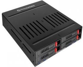 Mobile rack (салазки) для HDD/SSD THERMALTAKE Max5 Quad, черный