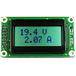 SVAL0013PN-100V-I10A, Цифровой вольтметр (до 100В)+амперметр постоянного тока (до 10А)