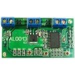 Фото 2/4 SVAL0013PW-100V-E50A, Цифровой вольтметр ( до 100В)+амперметр постоянного тока без шунта (до 50А)